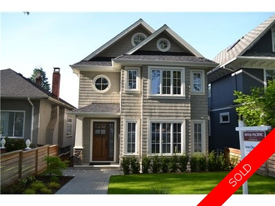 Cambie House for sale: CAMBIE VILLAGE 6 bedroom 3,280 sq.ft. (Listed 2014-05-04)