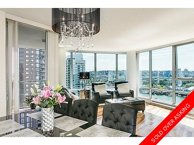 Yaletown Condo for sale: AZURA2 2 bedroom 1,144 sq.ft. (Listed 2015-06-19)