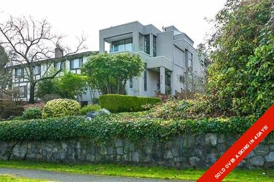 Point Grey House for sale:  3 bedroom 3,889 sq.ft. (Listed 2016-01-18)