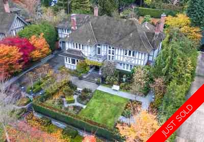 Shaughnessy House for sale:  6 bedroom 7,617 sq.ft. (Listed 2018-05-03)