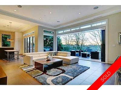 Shaughnessy House for sale:  4 bedroom 5,116 sq.ft. (Listed 2015-04-01)