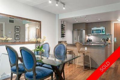 Kitsilano Condo for sale:  1 bedroom 649 sq.ft. (Listed 2018-06-15)