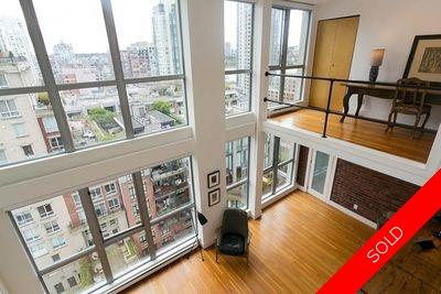 Yaletown Apartment/Condo for sale:  1 bedroom 954 sq.ft. (Listed 2020-04-28)